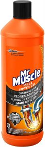 gel desatrancador mr muscle