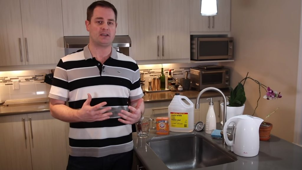 desatascar fregadero con bicarbonato